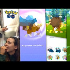 WE TRAVELED ACROSS THE COUNTRY FOR THIS EXCLUSIVE POKÉMON! (Pokémon GO)